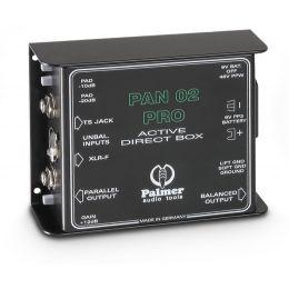 Palmer Pan 02 Pro Caja de inyección directa activa