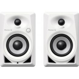 Pioneer DJ DM 40 blanco (Pareja)