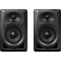 Pioneer DJ DM 40 negro (Pareja)