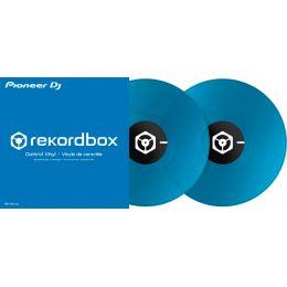 Pioneer DJ RB VD1 Control Vinyl Azul (pareja)