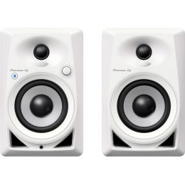 Pioneer DM 40 BT blanco (B-Stock)