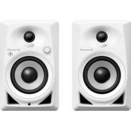 Pioneer DJ DM 40 BT blanco