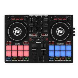 Reloop Ready Controlador de DJ compacto de 2 decks
