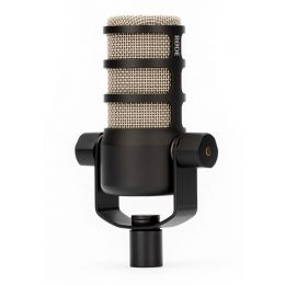 Rode PodMic Micrófono dinámico para podcasting