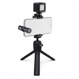 Rode Vlogger Kit USB-C Set completo de grabación para dispositivos móviles con entrada USB-C