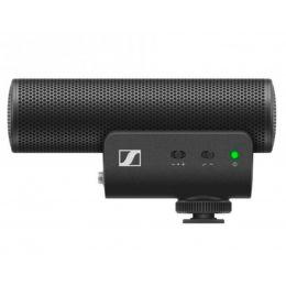 Sennheiser MKE 400 Micrófono de cañón para cámara