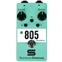 Seymour Duncan 805 Pedal de efectos overdrive