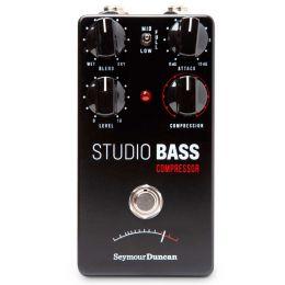 Seymour Duncan Studio Bass Pedal de efecto de compresión para bajo