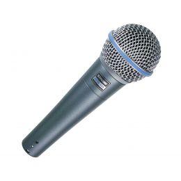 Shure BETA 58A Micrófono para voz súpercardioide