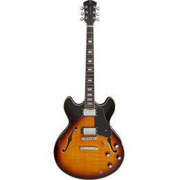 Sire  Larry Carlton H7 Vintage Sunburst Guitarra eléctrica Hollow-body