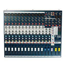 Soundcraft EFX12 Mesa de mezclas analógica 12 canales con Efectos Lexicon