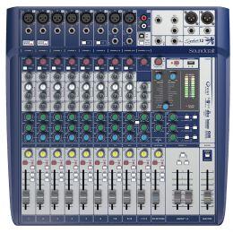 Soundcraft Signature 12 Mesa de mezclas analógica para directo
