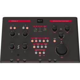 SPL Crimson 3 Black Interfaz de audio USB y controlador de monitores