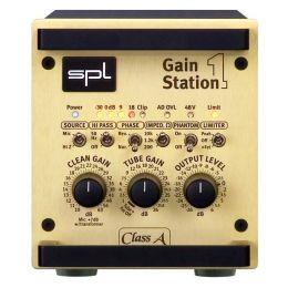 SPL GainStation 1 Preamplificador de micrófono e instrumento clase A