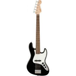 Affinity Series Jazz Bass V Black