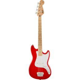 Squier Bronco Bass MN Torino Red Bajo eléctrico
