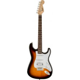 Squier Bullet Stratocaster HSS LRL BSB  Guitarra eléctrica tipo Stratocaster