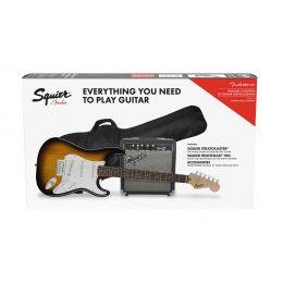 Squier Stratocaster Pack Pack de guitarra eléctrica