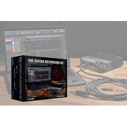 Steinberg Guitar Recording Kit Pack de grabación para guitarristas