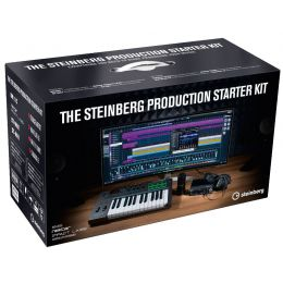 Steinberg Production Starter Kit Pack de estudio
