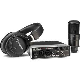 Steinberg UR22mkII Recording Pack  Pack de grabación para estudio
