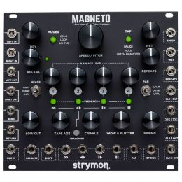 Strymon MAGNETO Four Head dTAPE Echo & Looper