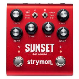 Strymon Sunset Dual Classic Overdrive