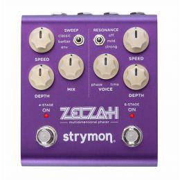 Strymon Zelzah Pedal de efecto phaser dual
