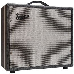 Supro 1790 Black Magick Extension Cab