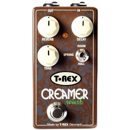 T-Rex Creamer (B-Stock) Pedal reverb T-Rex para guitarra