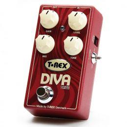 T-Rex Diva Drive (B-Stock) Pedal Overdrive T-Rex para guitarra
