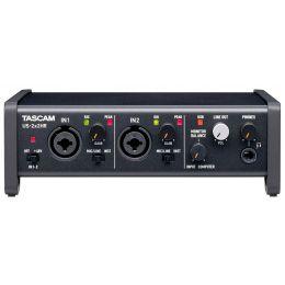 Tascam US 2X2 HR Interfaz de Audio USB