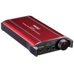 Teac HA P50SE R rojo
