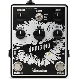 Thermion Uprising Pedal  booster dual