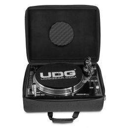 UDG U8308BL Creator Turntable Hardcase Black (B-Stock) Funda de transporte para platos DJ