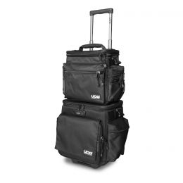 UDG Ultimate Slingbag Trolley Set Deluxe Black/Orange