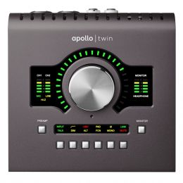 Apollo Twin Solo MKII Thunderbolt