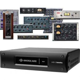 Universal Audio UAD2 Satellite USB Quad Custom
