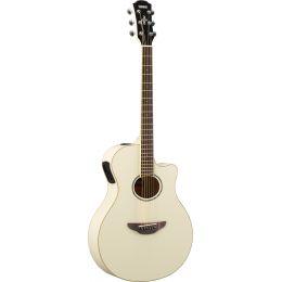 Yamaha APX 600 Vintage White Guitarra electroacústica
