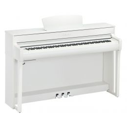 Yamaha CLP 735 White  Piano digital Clavinova