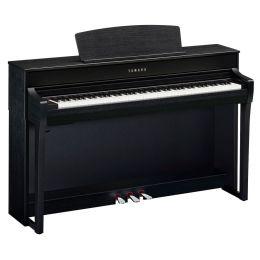 Yamaha CLP 745 Black Piano digital Clavinova