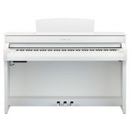 Yamaha CLP 745 White Piano digital Clavinova