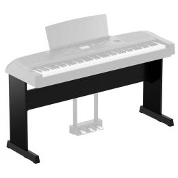 Yamaha L-300 Black Soporte para piano Yamaha DGX