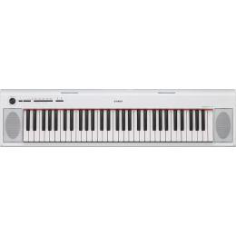 Yamaha NP 12WH Piano digital portátil