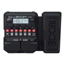 Zoom G1X Four Pedal multi-efectos para guitarra eléctrica