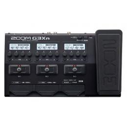 Zoom G3XN Pedalera Multiefectos para guitarra eléctrica
