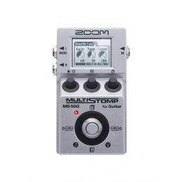 Zoom MS 50G Multiefectos para guitarra eléctrica tipo Stompbox