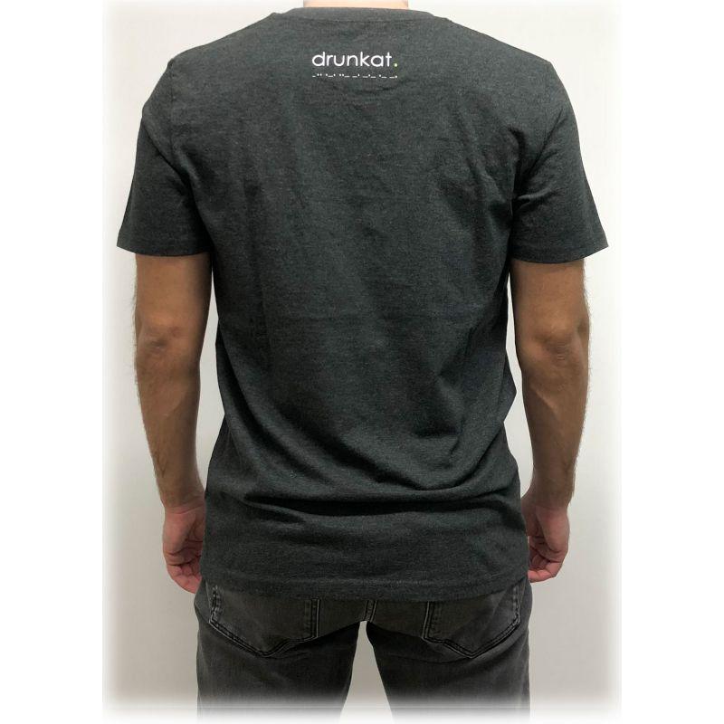drunkat_t-shirt-dark-grey-m-imagen-1