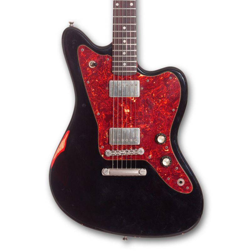 maybach-guitars_jazpole-63-vintage-black-aged-imagen-1